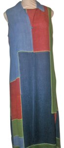 Multi-Color Maxi Dress by DuO Boutique