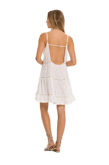 Elan short dress White on Tradesy