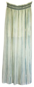 Rachel Roy Maxi Skirt Multicolor