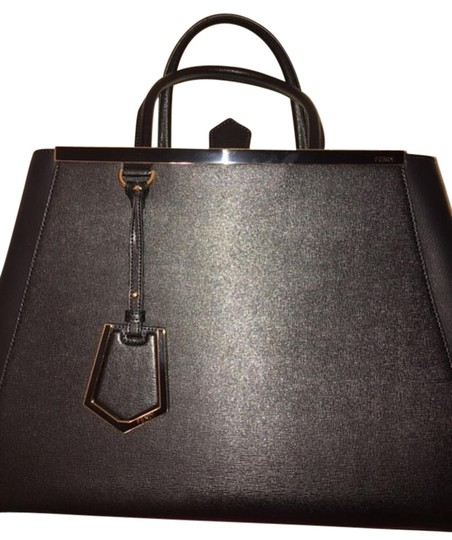 Preload https://img-static.tradesy.com/item/15613753/fendi-2jours-medium-black-leather-satchel-0-1-540-540.jpg