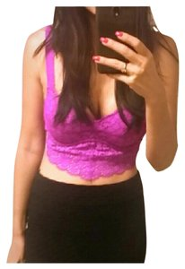 Victoria's Secret pink Halter Top