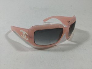 Chanel Chanel Pink Sunglasses