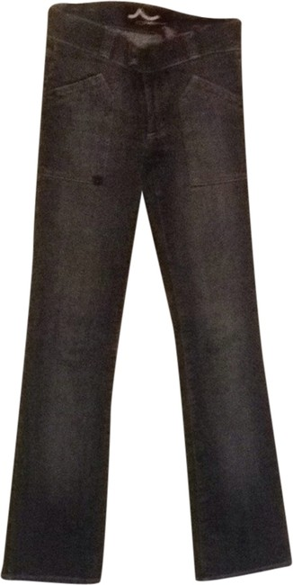 river Boot Cut Jeans-Dark Rinse