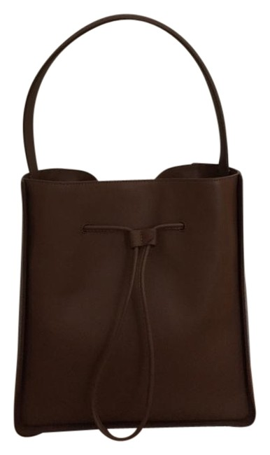 Item - Bucket Soleil Camel Leather Shoulder Bag