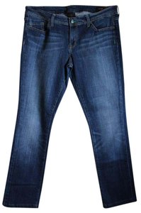 Genetic Denim Straight Leg Jeans-Medium Wash