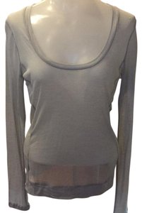 Splendid T Shirt Light grey