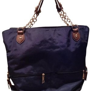 Tiffany & Fred Tote in Navy