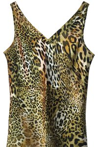Anne Klein Top Animal print