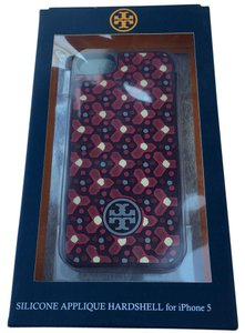 Tory Burch Geo Dot Silicone Appliqu Hardshell Case