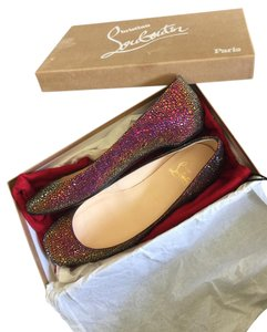Christian Louboutin Muiti color Flats