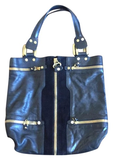 Preload https://img-static.tradesy.com/item/15617650/jimmy-choo-monna-black-leather-and-suede-tote-0-1-540-540.jpg
