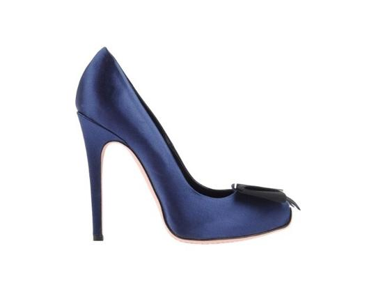 Giambattista Valli Blue Formal