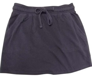 Forever 21 Mini Skirt Gray