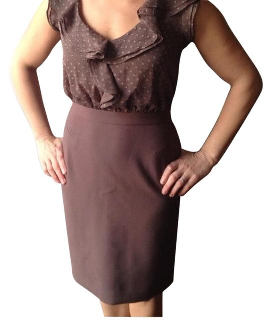 Preload https://img-static.tradesy.com/item/15618631/ann-taylor-loft-chocolate-brown-above-knee-workoffice-dress-size-0-xs-0-1-650-650.jpg