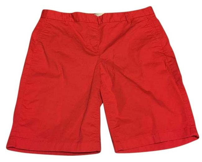 Item - Red Shorts Size 8 (M, 29, 30)