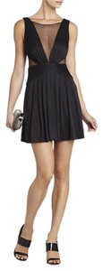 BCBGMAXAZRIA Bcbg Lacee Sheer Dress