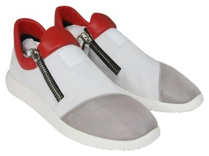 Giuseppe Zanotti Louboutin Christian Saint Laurent Dior Buscemi White Athletic
