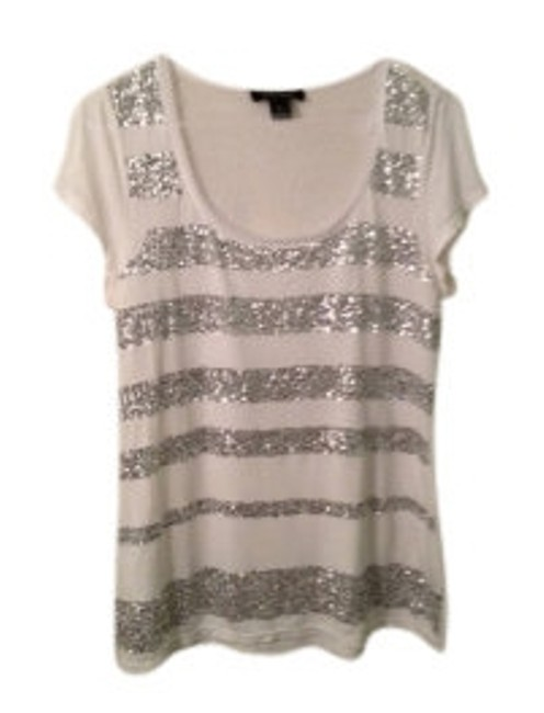 Preload https://item1.tradesy.com/images/white-house-black-market-sequined-tee-night-out-top-size-12-l-15620-0-0.jpg?width=400&height=650