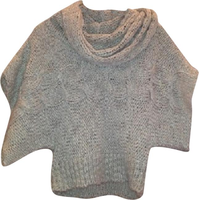 Jessica Simpson Oversized Cropped Sweater