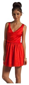 PJK Patterson J. Kincaid short dress Red Revolve Spring on Tradesy