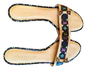 Louis Vuitton multi Sandals