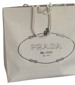 Prada Prada large paper bags new, never used!