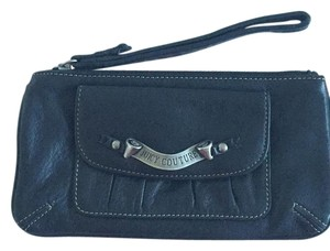 Juicy Couture Wristlet in Black