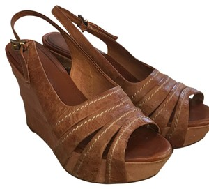 Nicole Tan Wedges