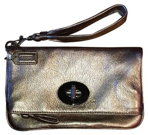 Coach Coach purse - clutch with wristlet strap