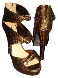 Halston Bronze Formal