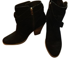 Dolce Vita Dv Suede Black Boots