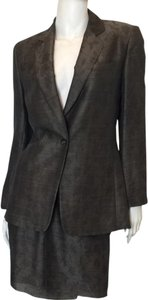 Lafayette 148 New York LAFAYETTE 148 New York Printed Skirt Suit