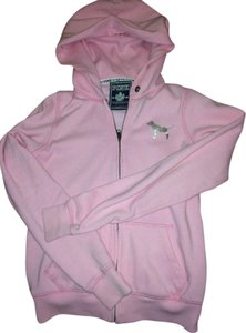 PINK Vs Hope Hoodie Perfect Zip Perfect Pink Jacket