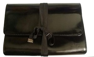 Dior Dior Patent Leather Cosmetic Bag