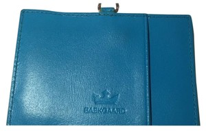 Baekgaard Leather ID Wallet NEW
