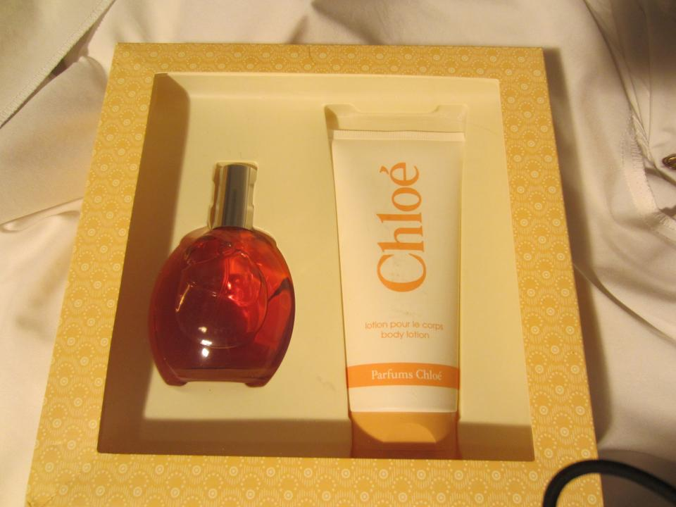 Chloé Vintage Perfume And Body Lotion Gift Set Fragrance Tradesy