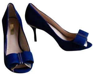 Louise et Cie Navy Blue Formal