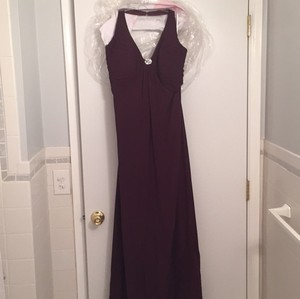 Pretty Maids Purple Dress