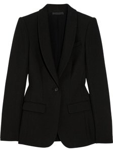 The Row Burberry Vince Helmut Lang Black Blazer