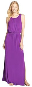 Purple Maxi Dress by FELICITY & COCO