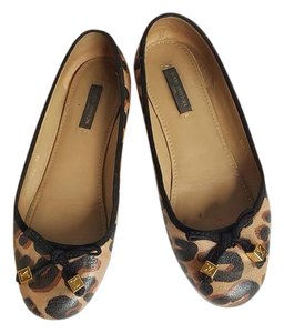 Louis Vuitton Stephen Sprouse leopard Flats