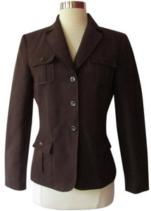 Tahari Brown Blazer