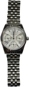 Michael Kors Michael Kors Silver Lexington Watch 33mm MK 5807