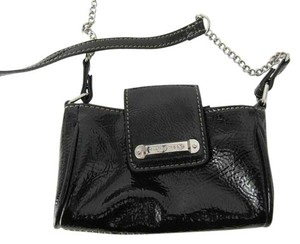 Nine West Small Black Clutch