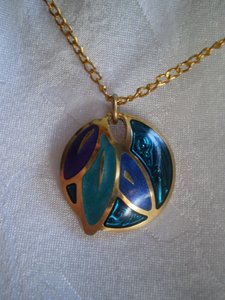 Other Vintage Cloisonne Necklace