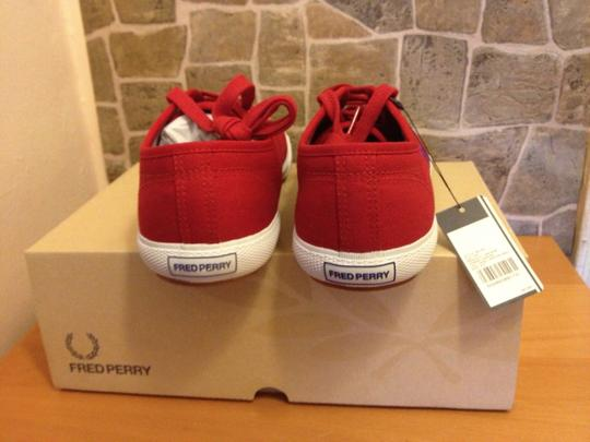 Fred Perry Red Athletic Image 1