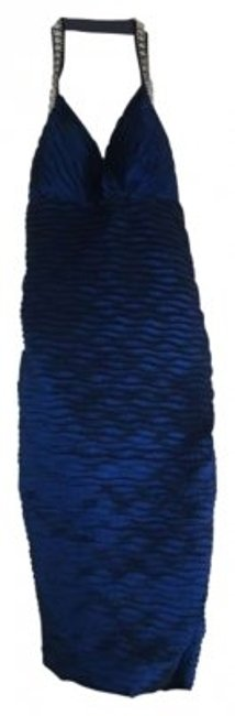 Preload https://img-static.tradesy.com/item/156274/romeo-and-juliet-couture-blue-rhinestone-pleated-knee-length-cocktail-dress-size-12-l-0-0-650-650.jpg