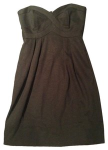 Shoshanna Lbd Strapless Sweetheart Dress