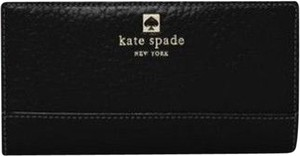 Kate Spade KATE SPADE SOUTHPORT AVENUE STACY BLACK WALLET