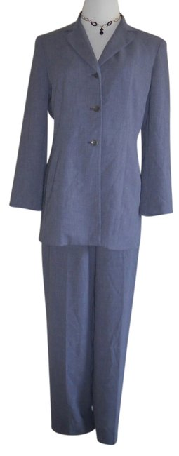 Preload https://img-static.tradesy.com/item/15627847/inc-international-concepts-gray-inc-excellent-condition-size-10-is-lined-wpl8046-pant-suit-size-peti-0-1-650-650.jpg